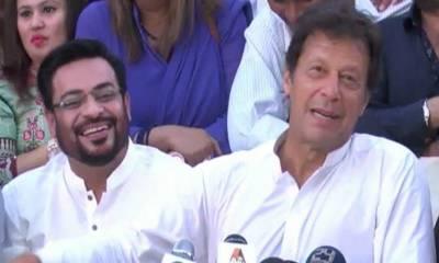 What Imran Khan told Amir Liaqat?