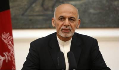 Afghan President Ashraf Ghani announces unconditional ceasefire with Taliban