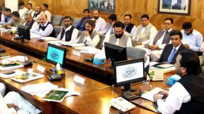 GB Cabinet approves over Rs 63b budget proposals