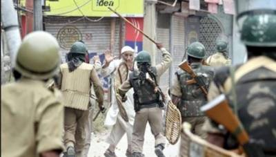 In occupied Kashmir, Kashmir and Palestine Day to be observed tomorrow