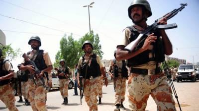 One Rangers Sindh personnel martyred in Karachi