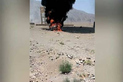 Pakistan Army Aviation helicopter crashes: ISPR