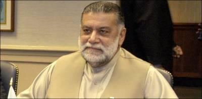 PML-N top leader Zafarullah Jamali joins PTI