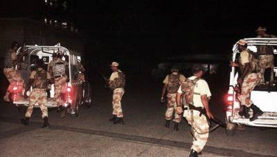 Sindh Rangers official martyred in Karachi