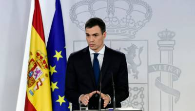 Spain's new PM unveils pro-EU government dominated by women