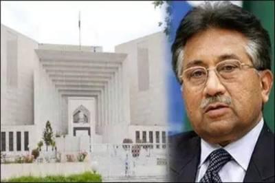 Supreme Court summons General (R) Pervaiz Musharaf