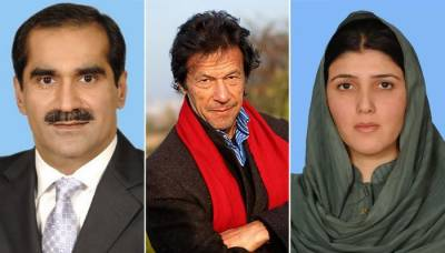 General Election 2018: Imran to face Rafique, Gulalai in Lahore, Islamabad