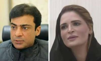 Hamza, Ayesha Ahad decide to withdraw cases against each other