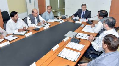 High level meeting reviews overall water situation in country