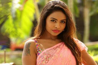 Indian actress Sri Reddy complains of sexual harassment and exploitation