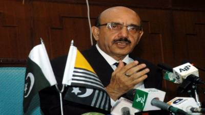 Masood condemns martyrdom of innocent Kashmiris by Indian troops in Kupwara