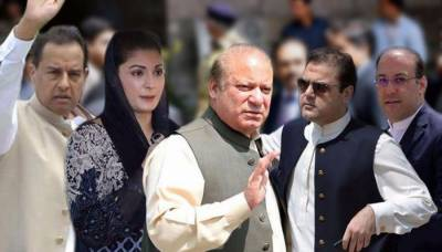 NAB wants names of Sharif family members placed on ECL