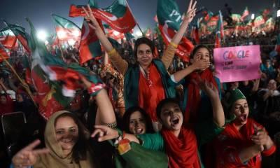 PTI female leader arrested in Karachi: Police