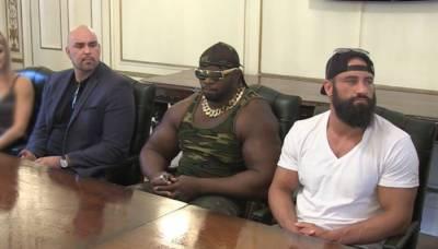 Top international wrestlers to arrive in Pakistan: Report