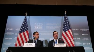 U.S. puts more sanctions on Russians
