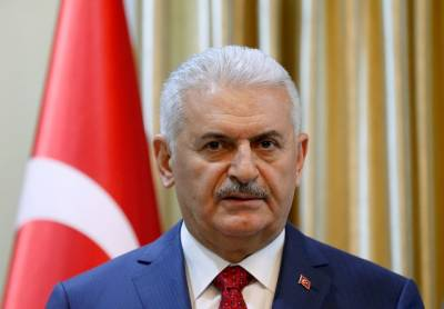 Austria closing mosques is threat to interreligious dialogue: Turkish PM