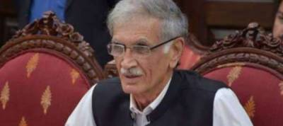 Former CM KP Pervaiz Khattak in hot waters