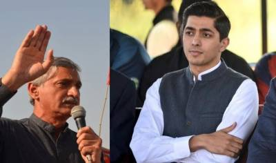 Jehangir Tareen sacrifices son to give worst blow to PML N