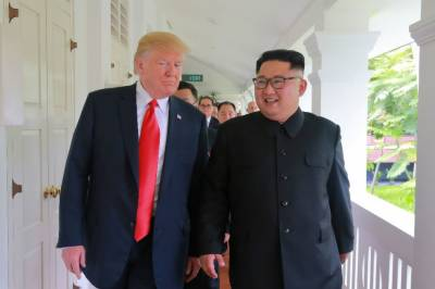 Kim invited Trump to visit N. Korea during meeting: KCNA