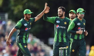 Pakistan beat Scotland in 1st T-20 by 48 runs