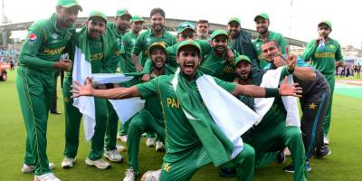 Pakistan Cricket squad makes history in T20 international cricket