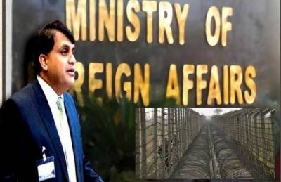 Pakistan lodges protest over Indian firing along LoC