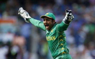 Sarfraz Ahmed makes history of international cricket
