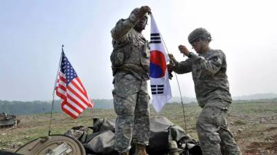 South Korea says halt to US drills may be needed to help denuclearization talks