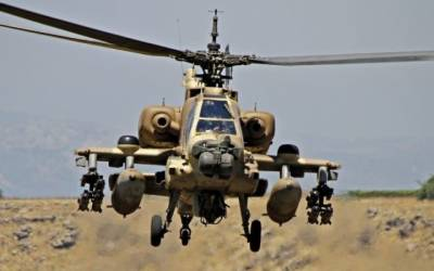 US approves sale of Apache gunship helicopters to India