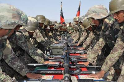 Afghan Military suffers heavy casualties in Taliban attacks