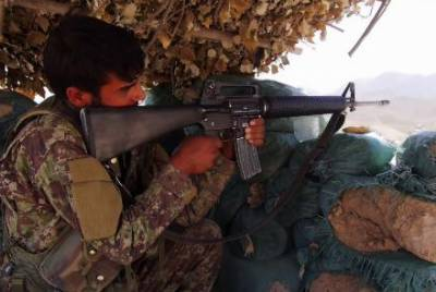 Afghan Taliban play havoc upon Afghan Military in attacks on six provinces