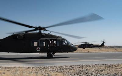 Afghanistan to get 50 gunship helicopters from NATO: Report