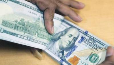 Dollar soars to Rs122 in interbank market
