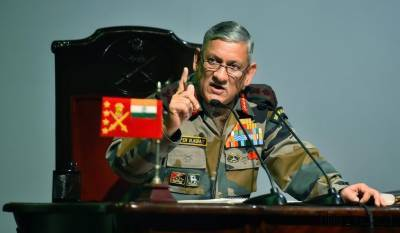 Indian Army Chief seeks dialogue to end Kashmir dispute