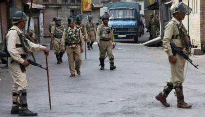 Indian Forces martyr two youth in a fake encounter in occupied Kashmir
