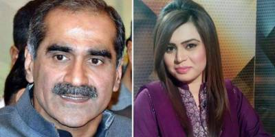 Khawaja Saad Rafique admits second marriage with Dr Shafaq Hira
