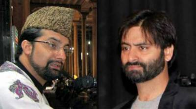 Mirwaiz, Yasin demand immediate release of all illegally detained Kashmiris
