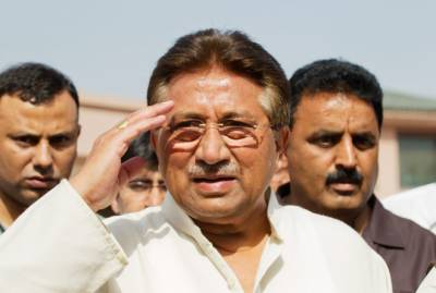 Musharraf has until 2pm on Thursday to appear before SC