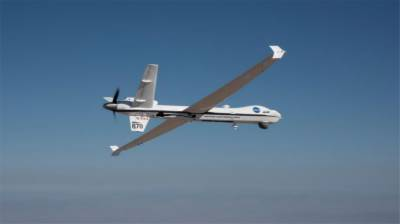 NASA makes a historic unmanned flight