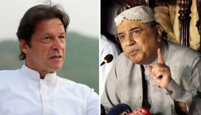 Nomination papers of Imran, Zardari challenged