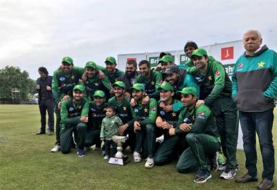 Pakistan clinch series against Scotland 2-0