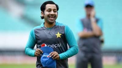 Sarfraz Ahmed makes history for Pakistan