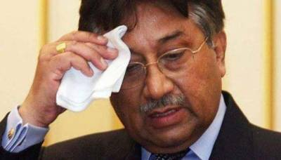 SC bars Musharraf from contesting election after refusal to return to country