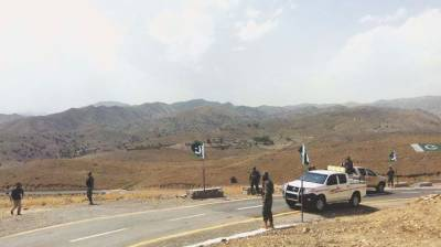 Security posts on main roads in South Waziristan abolished