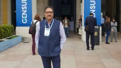 Shujaat Bukhari, Editor in Chief of