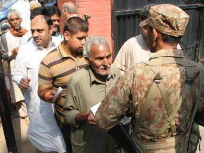 Army personnel to be deployed at polling stations: ECP