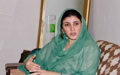 Ayesha Gulalai launches 'Ababeel' to create Madina-style welfare state