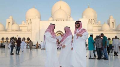 Eid-ul-Fitr being celebrated in Saudi Arabia, ME and Gulf countries