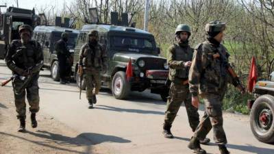 Indian security forces come under attack in occupied Kashmir