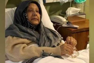 Kulsoom Nawaz critical in ICU